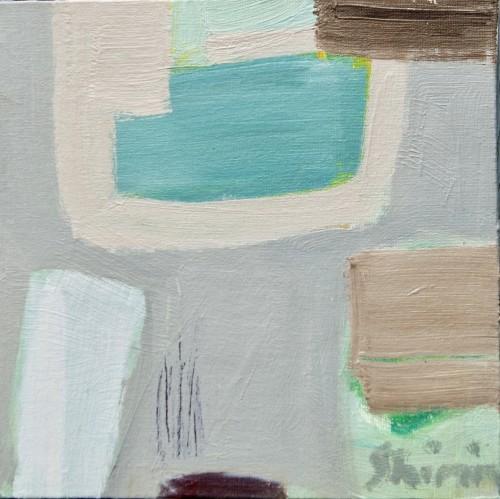Shirin Tabeshfar Houston, Coffee and Cream (London Gallery)