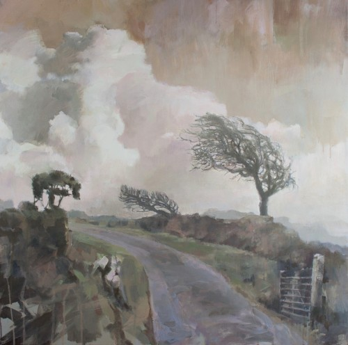 Andrew Jago, Bodmin Moor (Hungerford Gallery)