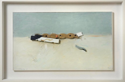 Keith Purser, Shanty II 2007 (Hungerford Gallery)