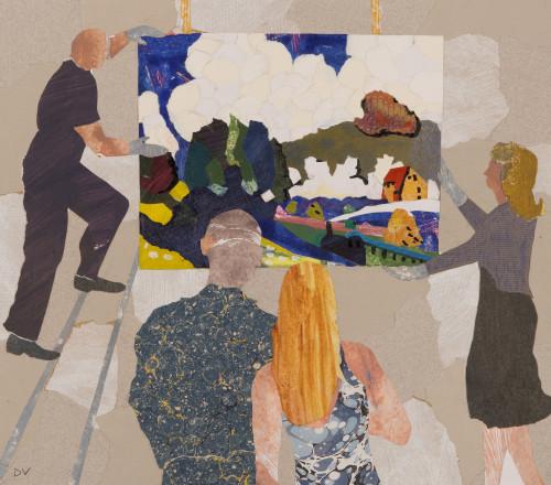 Dione Verulam, Potential Buyers, Kandinsky