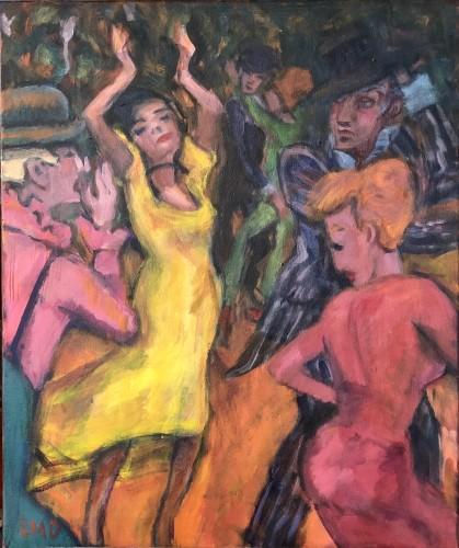 Lucy Dickens, Dancing Girl