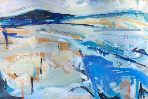 Emma Haggas, Something About the Sea (Hungerford Gallery)