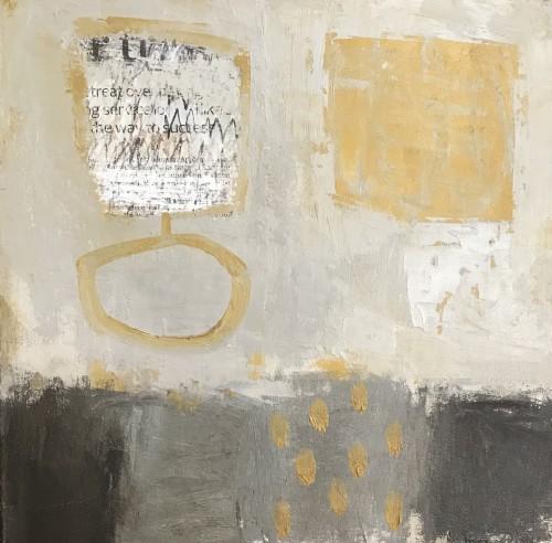 Jenny Lock, That Old Feeling (unframed) (London Gallery)