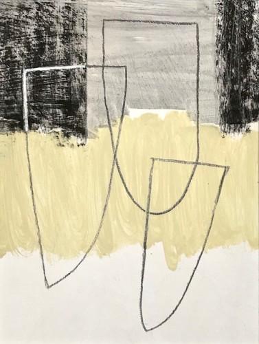 Malcolm Taylor, Threefold (London Gallery)