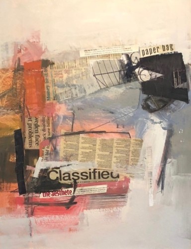 Kathy Montgomery, Classified (London Gallery)