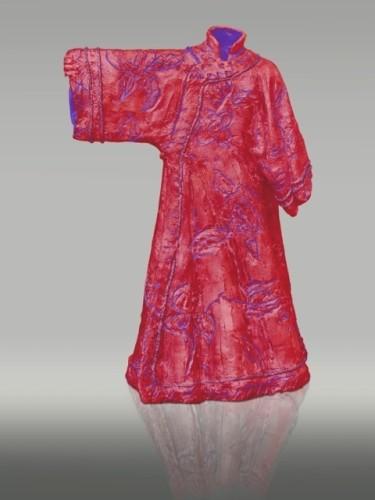 Annie Field, Kimono