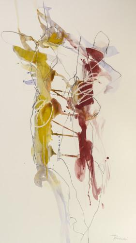 Bella Pieroni, Two Sanziana (Framed) (London Gallery)