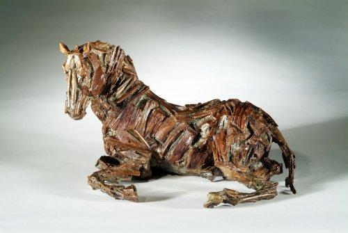 Claire Norrington, Resting Horse