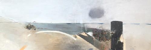 Keith Purser, Shorelines, 2017 (London Gallery)