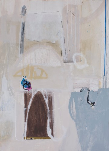 Felice Hodges, Inner Sanctum (London Gallery)