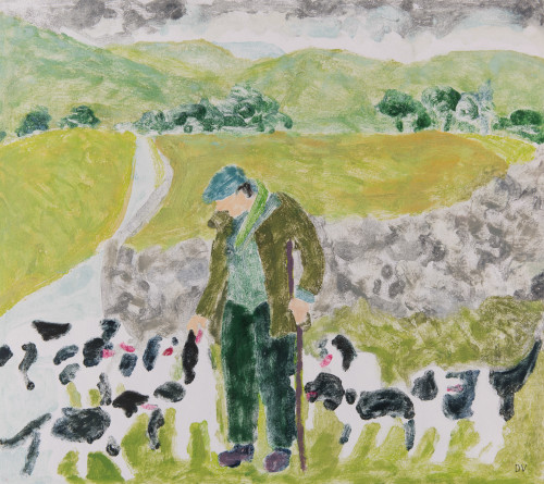 Dione Verulam, One Man and his Dogs III