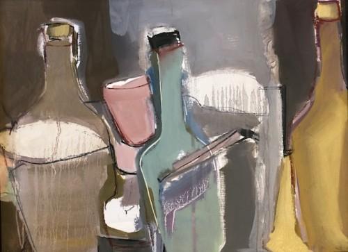 Jo Vollers, Little Bedwyn Bottles (London Gallery)