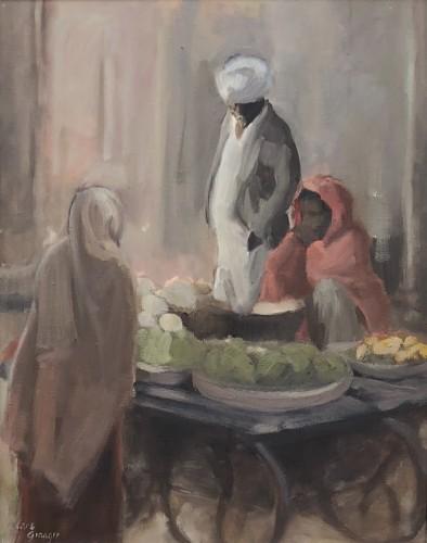 Clare Granger, The Fruit Seller (London Gallery)
