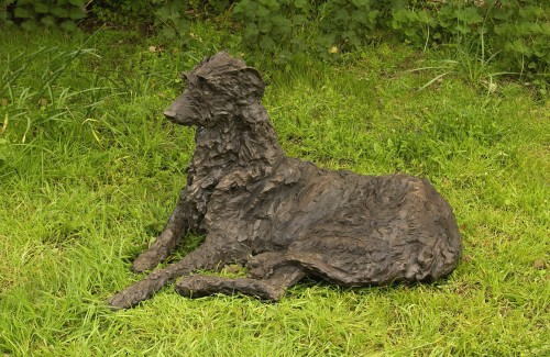 Rosemary Cook, Iolanthe - Deerhound