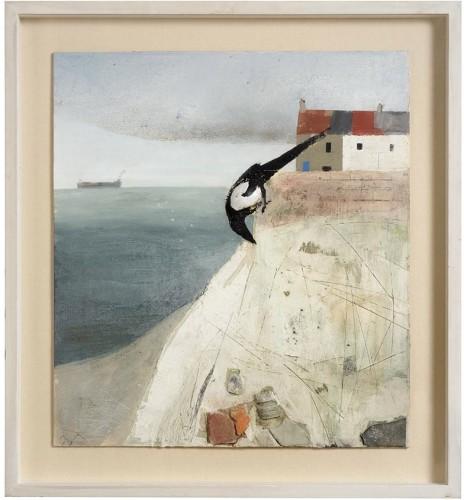Keith Purser, Found 2011 (framed)