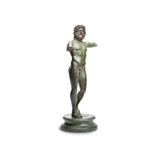 Roman Bronze Jupiter
