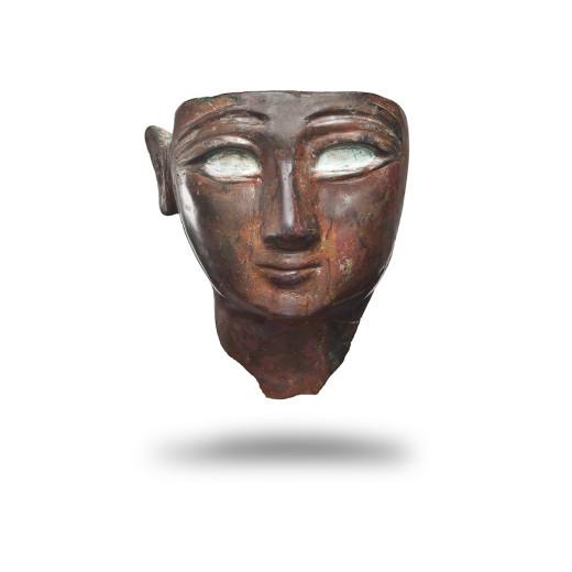 Bronze Royal Head