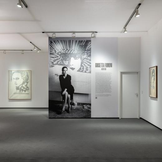 FRIEZE MASTERS 2021 | Giosetta Fioroni - Alter Ego