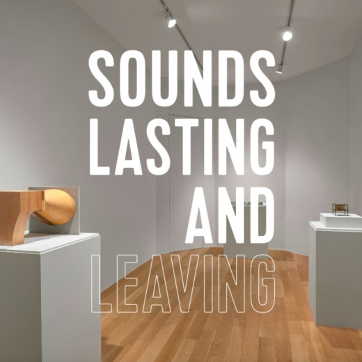 Reflecting on 'Sounds Lasting and Leaving', Julie Reiter reminisces about the exhibition