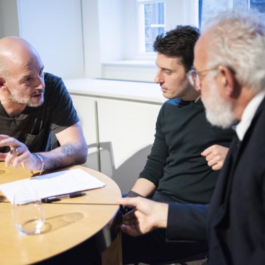 Sublime Hardware, Jake Chapman, Francesco Bonami, Yuval Etgar
