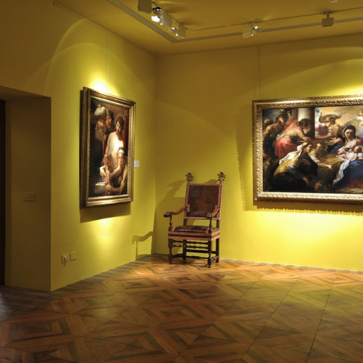 FROM MILAN TO GENOA AND BACK Between Mannerism and Baroque