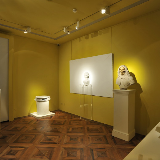 WHITE MARBLE & PAINTING from the Antiquity to Now
