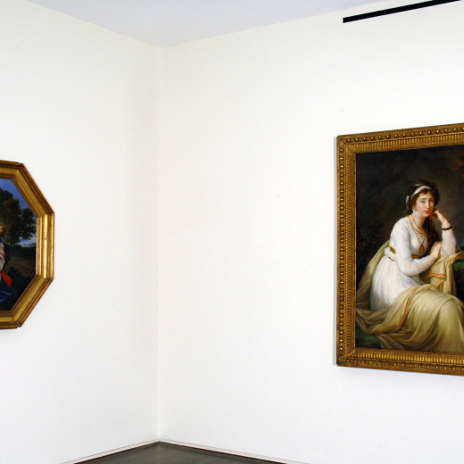 A History of Taste. Collecting French & Italian Old Master Paintings for America