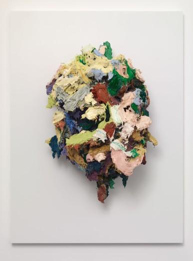 Glenn Brown, By Jingo, 2015