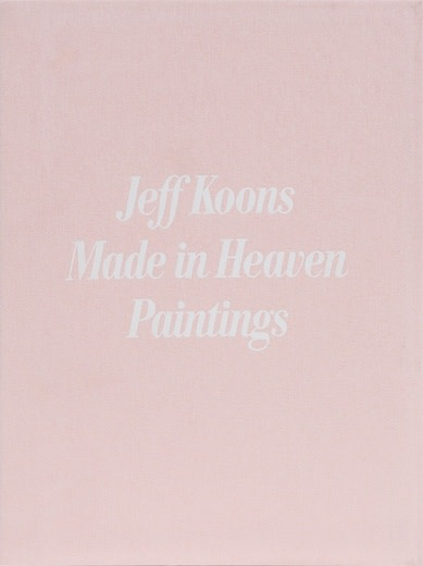 Jeff Koons: Made in Heaven Paintings