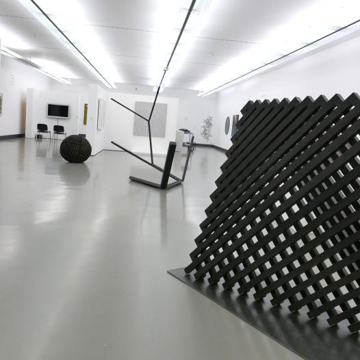 Norman Dilworth awarded prestigious art prize