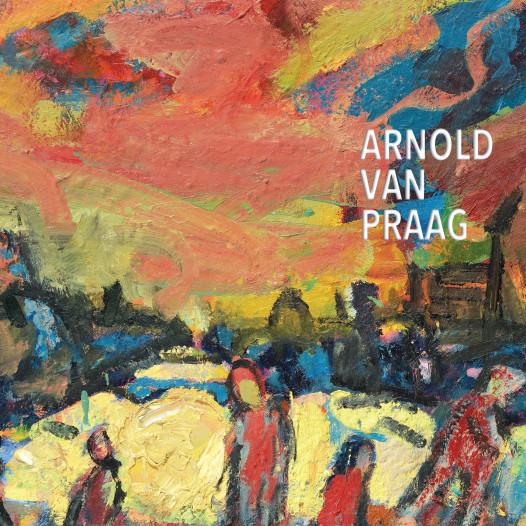 Arnold van Praag at 90