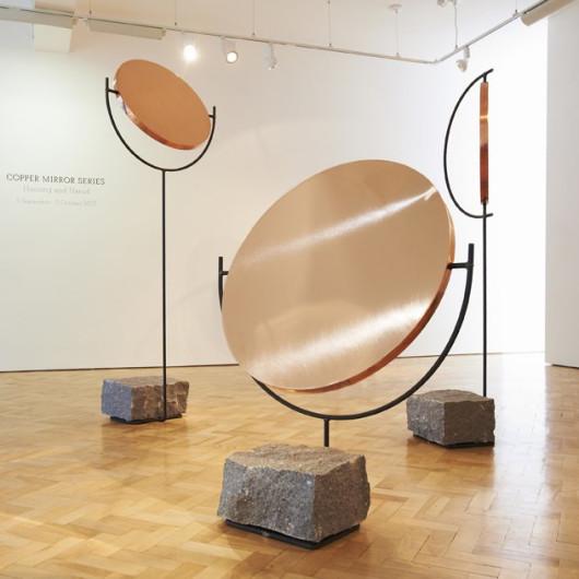 Copper Mirror Series