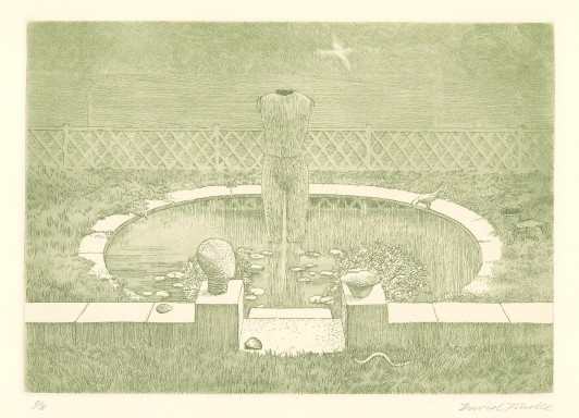 Fanciful Garden, 1997