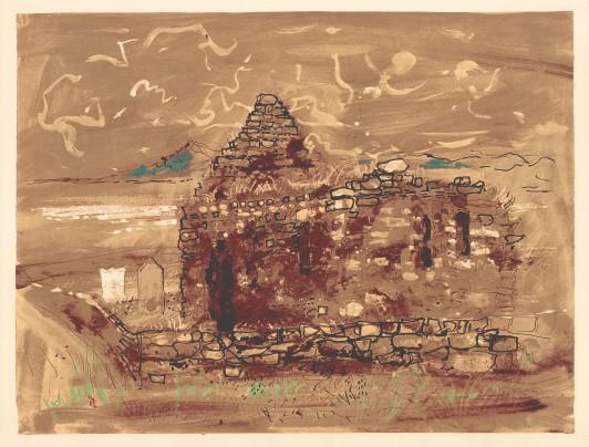 Kilmory Chapel, Napdale, 1975