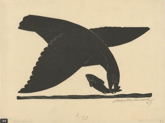 Bird and Fish, 1927