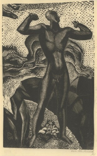 Freedom (from 'Human Proclivities'), 1925