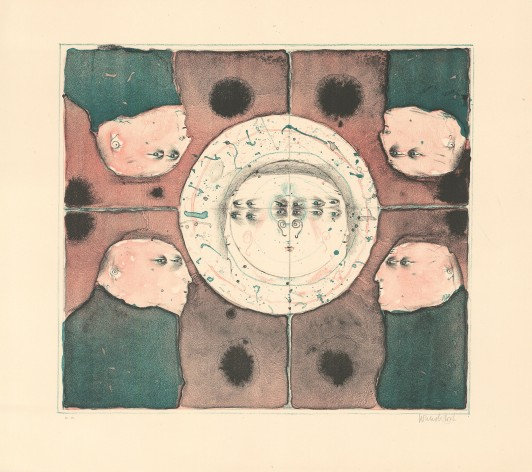 Vier Köpfe, 1962