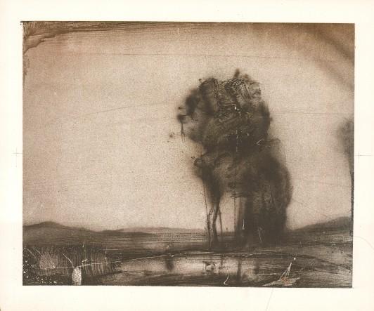 Große Landschaft, 1981