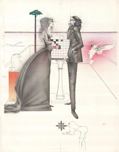 Rochade, 1984