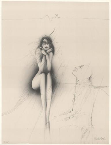 Giacomo Joyce (Plate 10), 1976