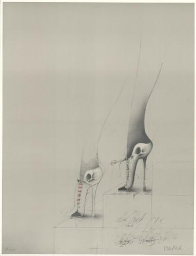 Giacomo Joyce (Plate 6), 1976