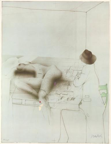Giacomo Joyce (Plate 8), 1976