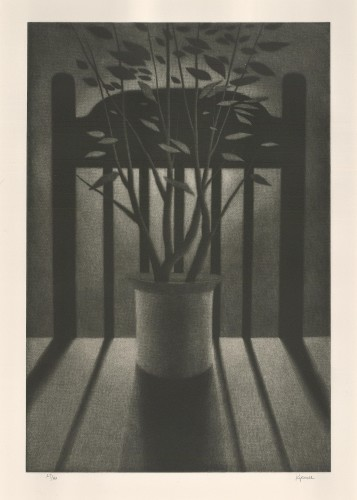Chair and Shadows, 1996