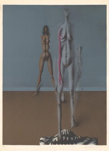 Eine Geht, Eine Steht, 1971