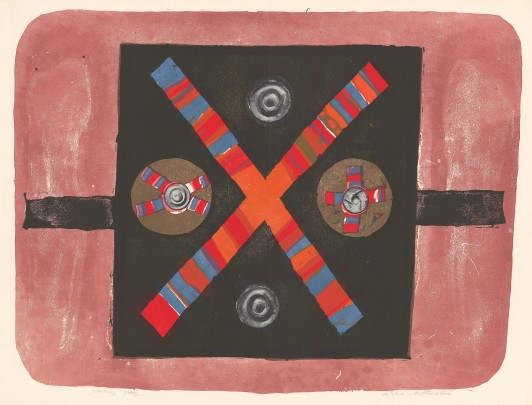 Banded Cross, 1967