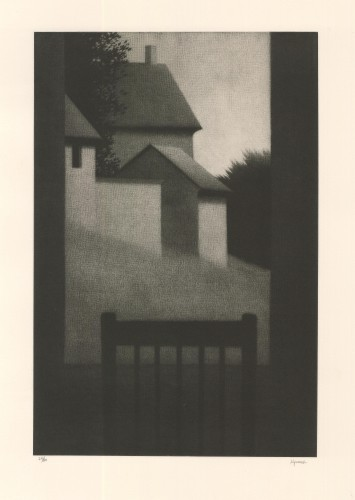 Window at Dusk, 1997