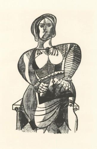 Woman, 1960