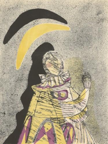Clown, c.1951