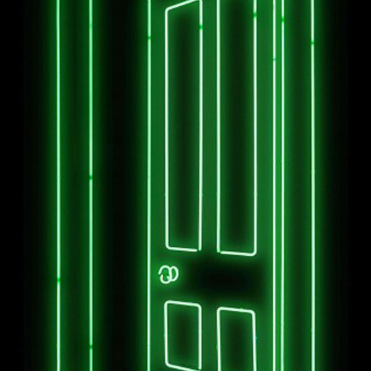 Door (Green)