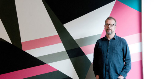 Repurposed Geometry: An Artist Interview with Mark McClure